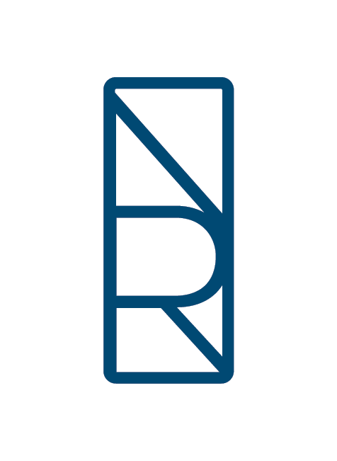 Nik Logo White Background